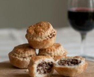 New Year's Nibbles: Real Mince Pies
