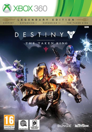 Destiny / The Taken King