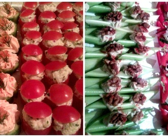 Canapés, Party Food and Lunchbox Treats the Healthier Way (includes Thermomix instructions)
