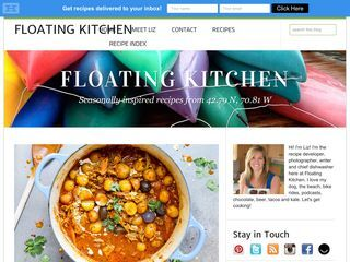 Floating Kitchen - Recipes from My (Floating) home to yours