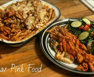 Slimming World Recipe:- BBQ Chicken Pasta Melt