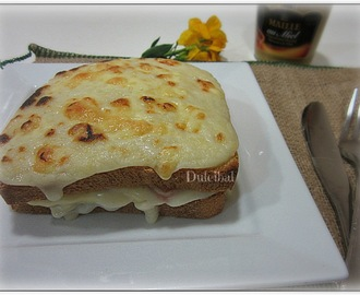 SÁNDWICH CROQUE - MONSIEUR