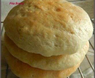 Pita Bread # BreadBakers