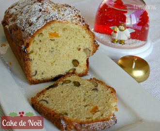 Cake de Noël aux fruits secs