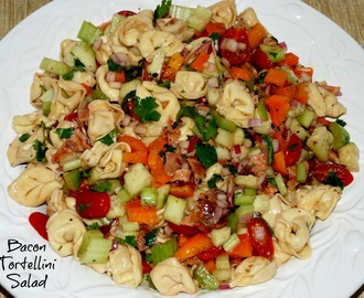 Bacon Tortellini Salad
