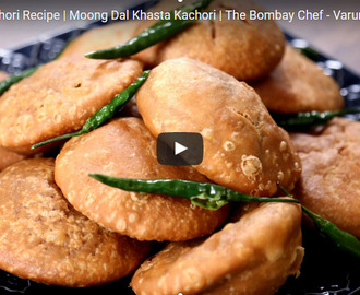 Khasta Kachori Recipe Video