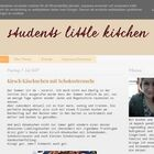 Students little kitchen