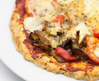 Pizza Base, lchf