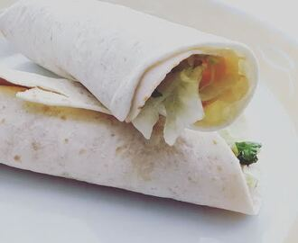 Wraps als lunch