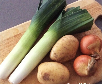 Leek and Potato Soup – Healthy January