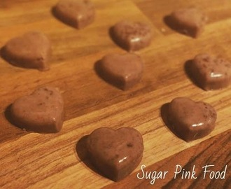 Recipe:- Slimming World Mint Hot Chocolate Jelly Treats