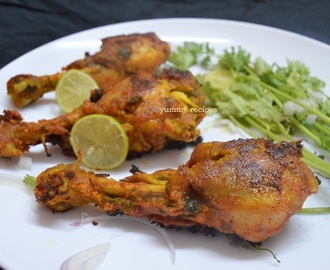 Chicken Drum Stick Fry /  Kids Special Recipe