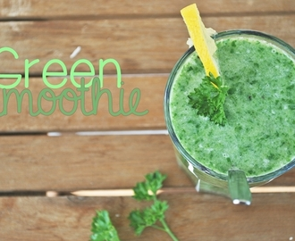LUNCHBOX: Green Smoothie