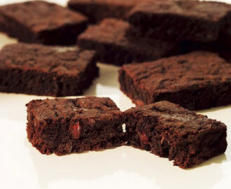 Brownie Diet de Banana