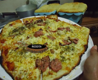 MASSA PARA PIZZA CHRISTOPHER - DELICIA