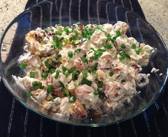 Warm Potato Salad (Earls Restaurant Copycat Recipe)