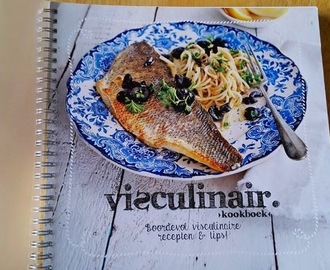 Visculinair kookboek