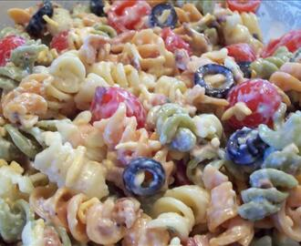 RECIPE: Bacon Ranch Pasta Salad