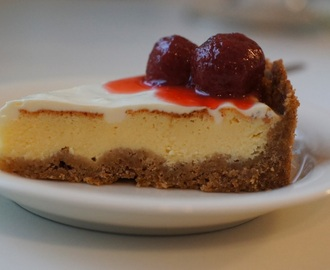 Cheesecake Factoryn juustokakku