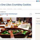 No One Likes Crumbley Cookies