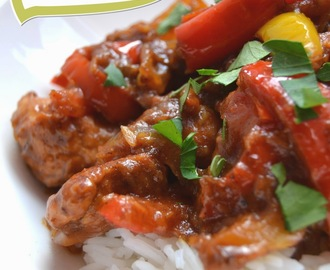 Sweet 'n' Easy Chicken Curry