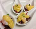 Eggs Benedict with a twist