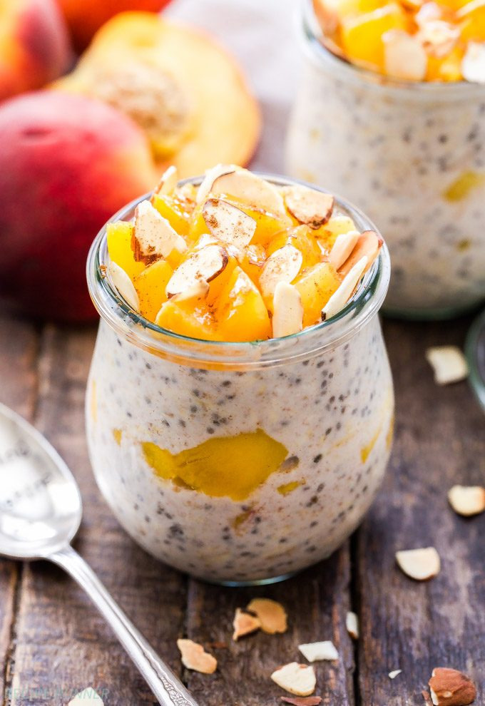 ULTIMATE FALL OVERNIGHT OATS PERIOD