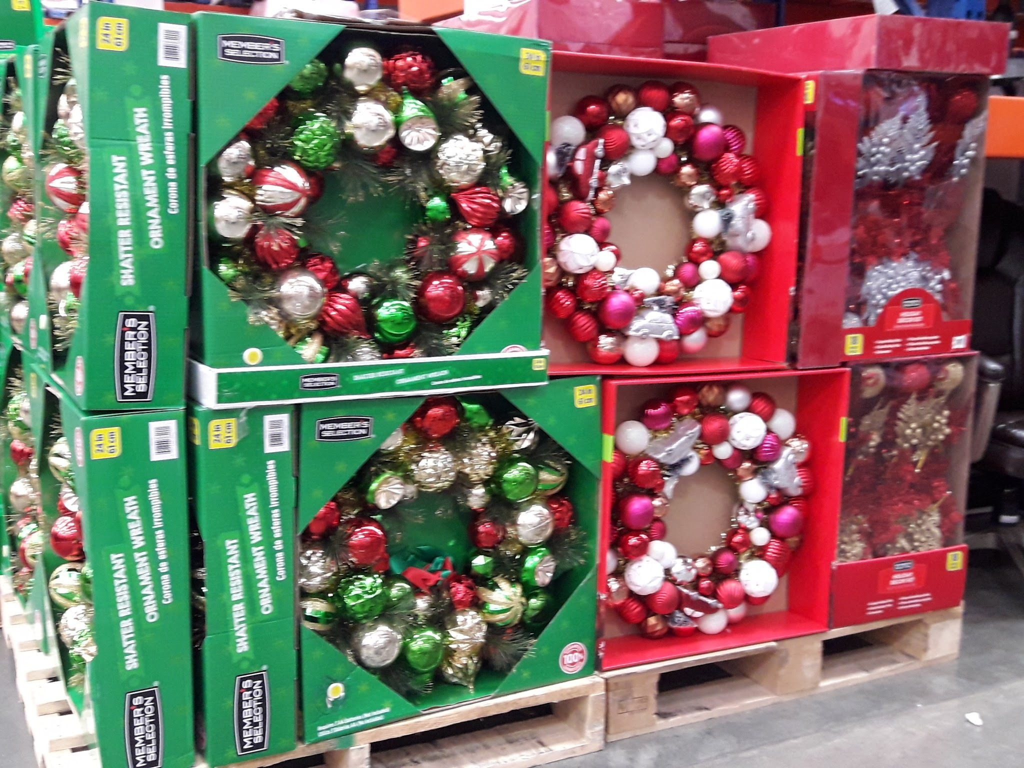 S&R Christmas Decors 2017 (new stocks)