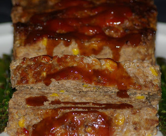 Easy Beef & Pork Meatloaf
