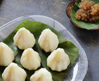 Rava Modak | Modakam | Ganesh Chaturthi Recipes