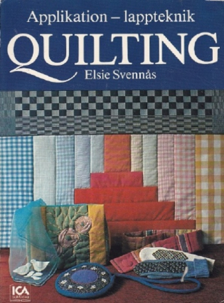QUILTING - APPLIKATION, LAPPTEKNIK
