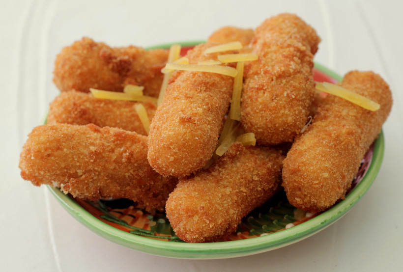 Mozzarella kaassticks