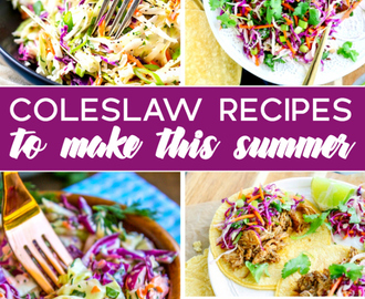 20 Coleslaw Recipes to Make This Summer