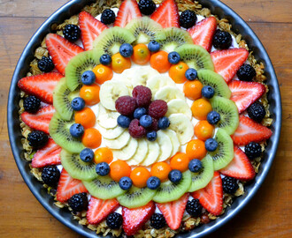 Beautiful Breakfast Tart