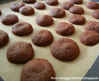 Nutella (Express) Cookies