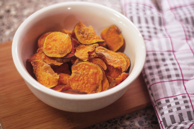 Make your own crisp!