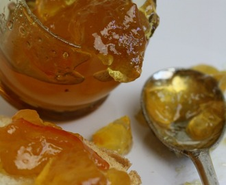 Whisky And Ginger Marmalade