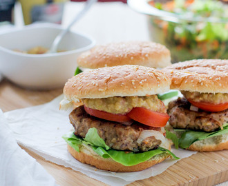 Mega Vegan Burger – Vegan Burger Dag!