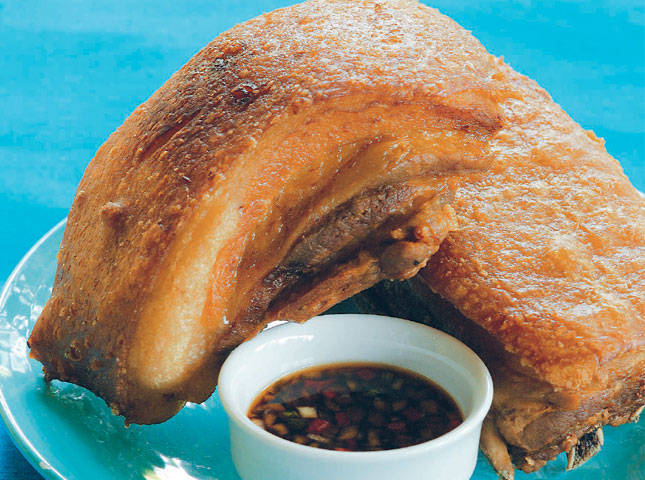 Home-style Bagnet