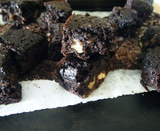 Jillian's Fudge Brownies