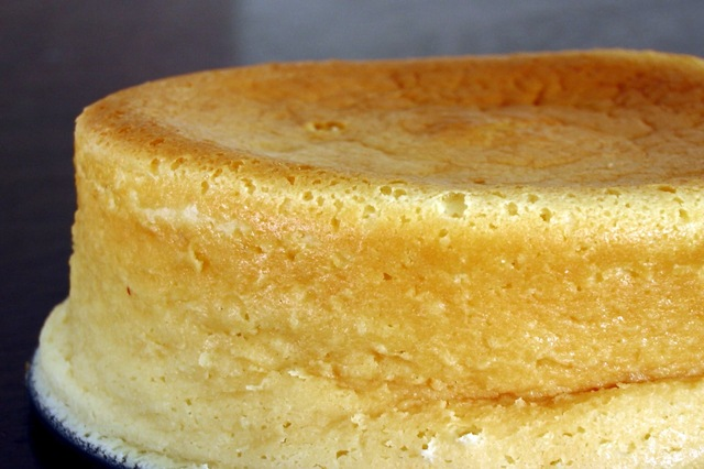 Baking Partners Challenge: Cotton Soft Japanese Cheesecake