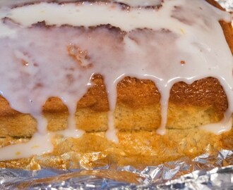 Loaded Lemon Loaf Cake