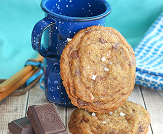 Browned Butter Chocolate Chip Cookies – Galletas Chispas de Chocolate con Mantequilla Dorada