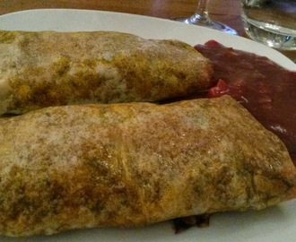 Vegetarisch: Broccoli strudel