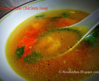 Village Style Chicken Soup