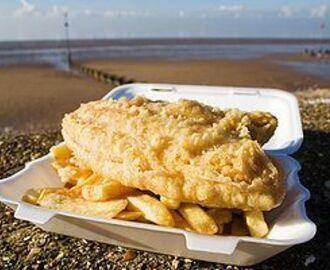 One of America's Favorites - Fish and Chips