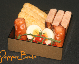 A Full English Breakfast Bento Lunch Box!
