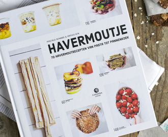 Havermoutje Kooktboek (review, recept + win!)