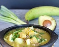 Colombian Plantain Soup