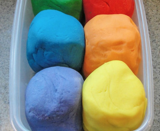 Play Doh lera